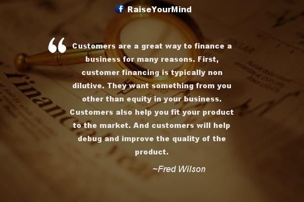 Finance Quotes Unique Business Finance Quotes Sayings Verses & Advice  Raise Your Mind