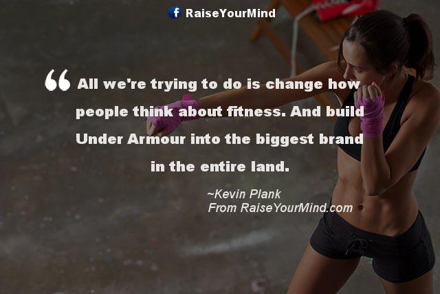 Under Armour Sayings Fitness Motivat...