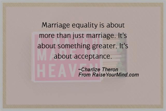 Marriage Equality Quotes 37535 Loadtve