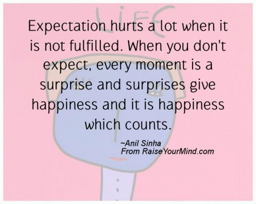 Every Moment Counts Quotes: Surprises Quotes Quotes, Sayings, Verses & Advice