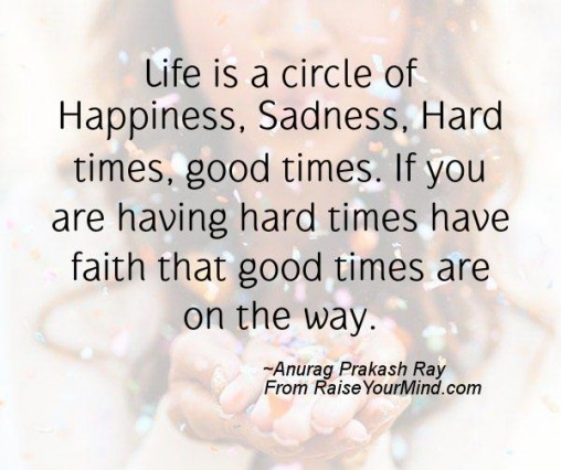 Quotes For Difficult Times In Life: Anurag Prakash Ray Quotes, Sayings, Verses & Advice