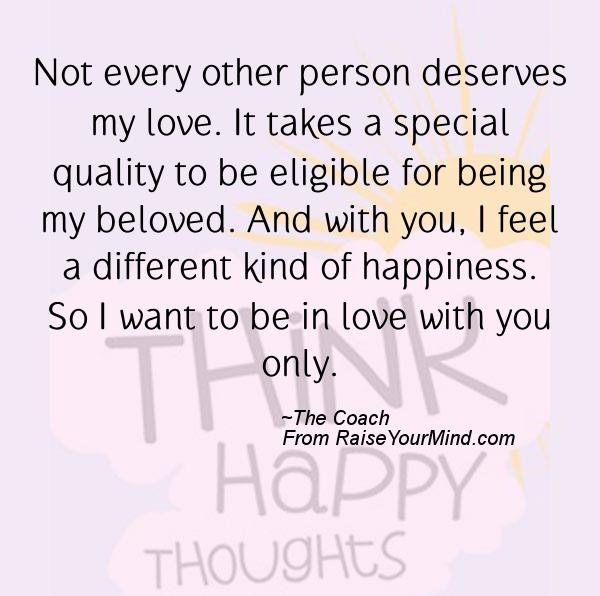 Being In Love With You Quotes