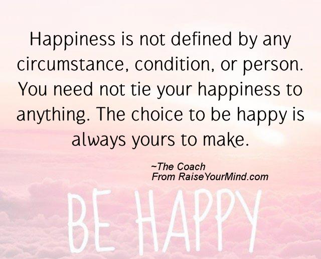 how to make a person happy quotes