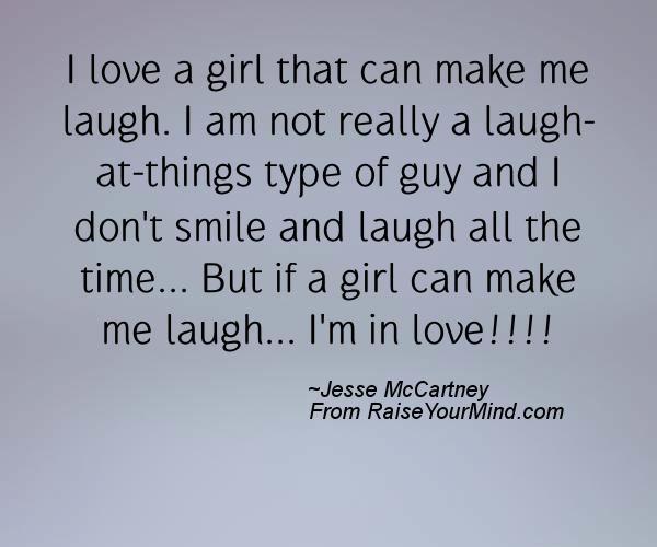 Things That Make Girls Laugh