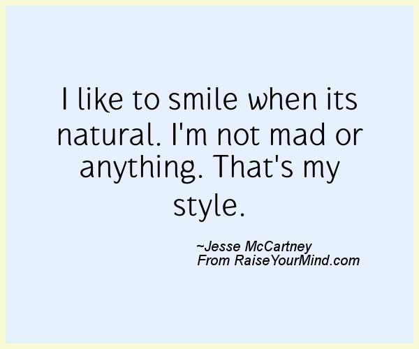 437a7f5fbab36 I like to smile when its natural. I'm not mad or anything. That's my style.