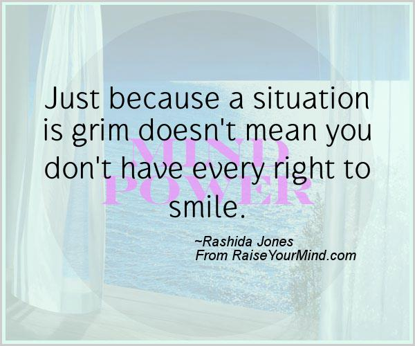 Smile Because Quotes Tumblr: Raise Your Mind — Happiness Quotes