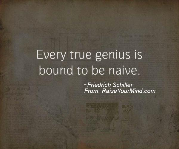 Quotes About Being Naive – Best Quotes Collection