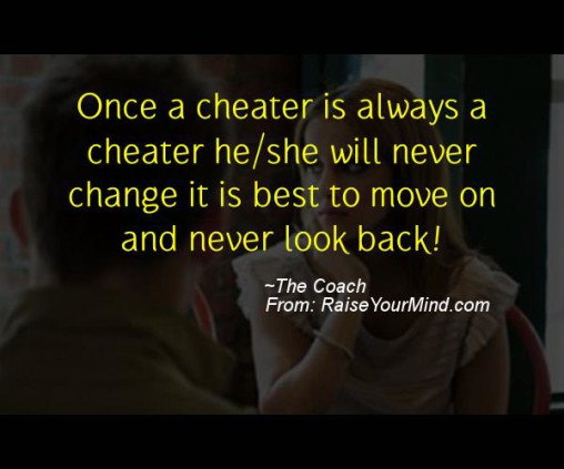 accusing someone of cheating quotes relationship