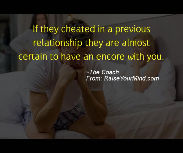 define cheating in relationships