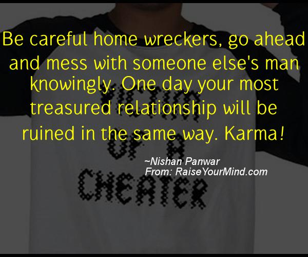 Bad Karma Quotes Glamorous Bad Karma Quotes Quotes Sayings Verses & Advice  Raise Your Mind