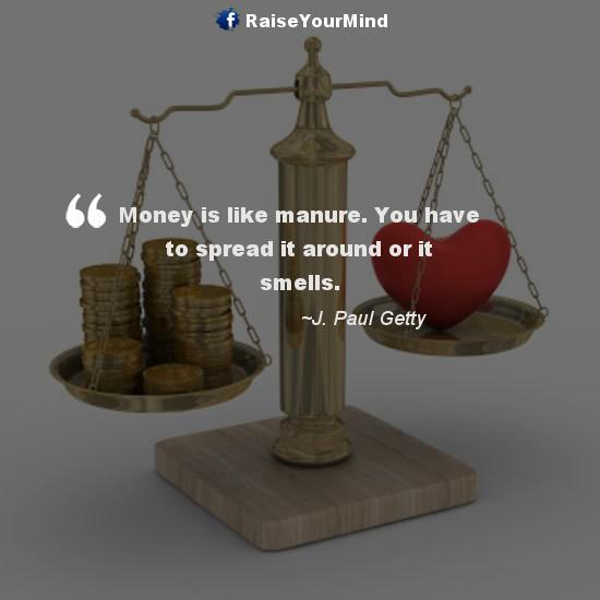 making money - Finance quote image