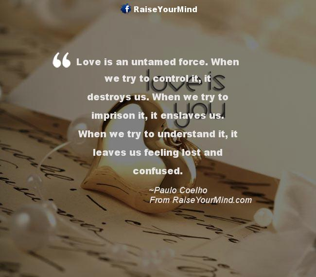 quotes about feeling lost and confused in a relationship