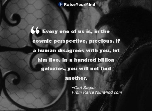 Carl Sagan Love Quote Impressive Carl Sagan Quotes Sayings Verses & Advice  Raise Your Mind