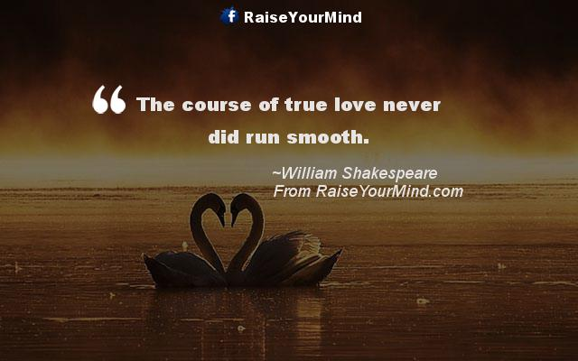 true love never runs smooth essay true love never runs smooth essay