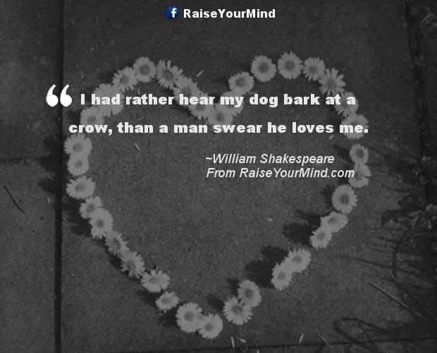 Courtship quotes