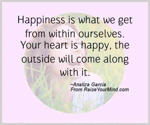 When Your Heart Is Happy Your Mind Is Free: Positivity Quotes