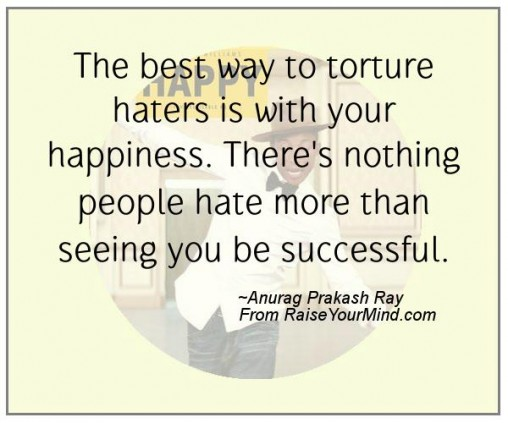 Prayer For My Haters Quotes: Raise Your Mind