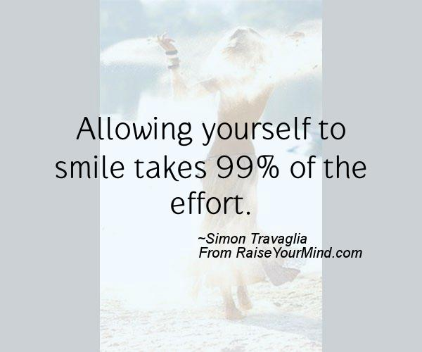 A nice happiness quote from Simon Travaglia - Proverbes Happiness