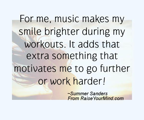 A nice happiness quote from Summer Sanders - Proverbes Happiness
