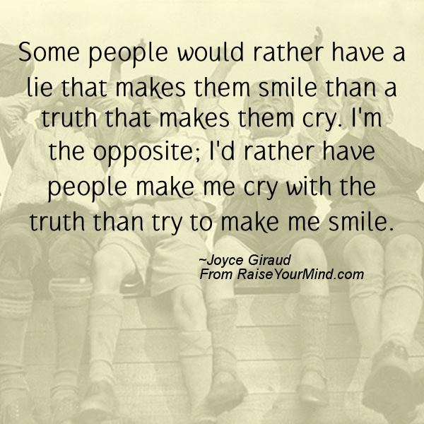 A nice happiness quote from Joyce Giraud - Proverbes Happiness