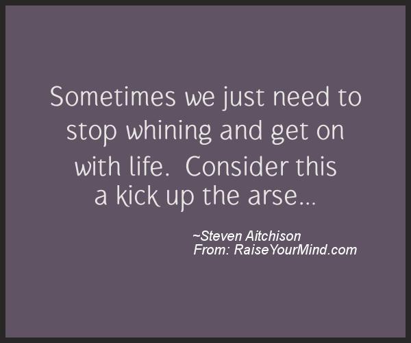 A nice motivational quote from Jordan Belfort