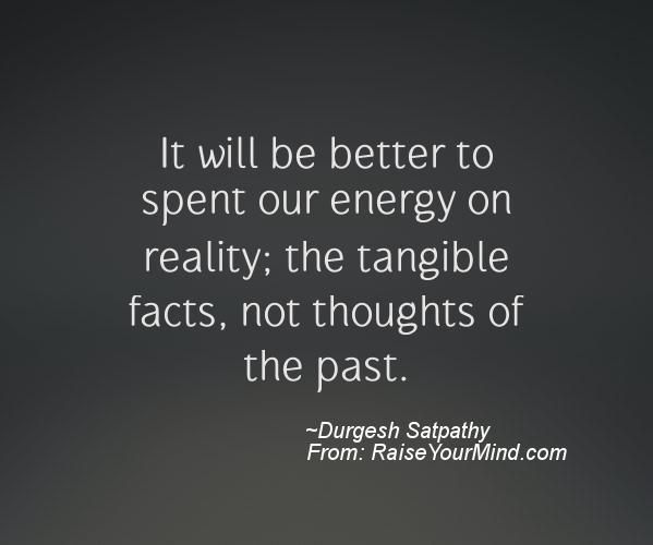 A nice motivational quote from Durgesh Satpathy
