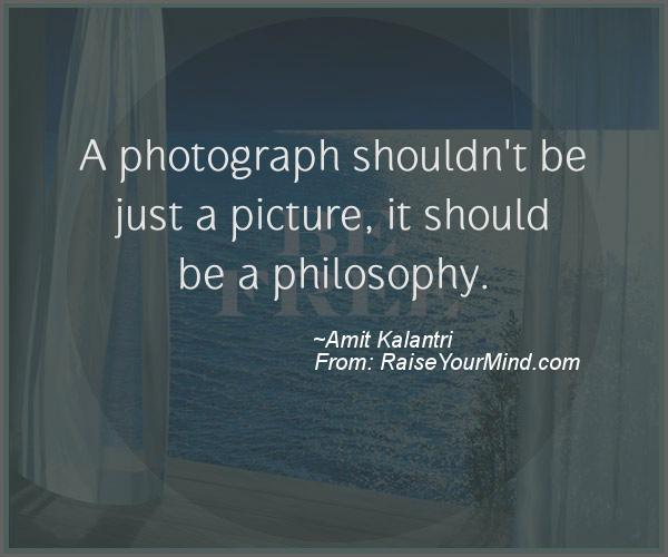 A nice motivational quote from Amit Kalantri