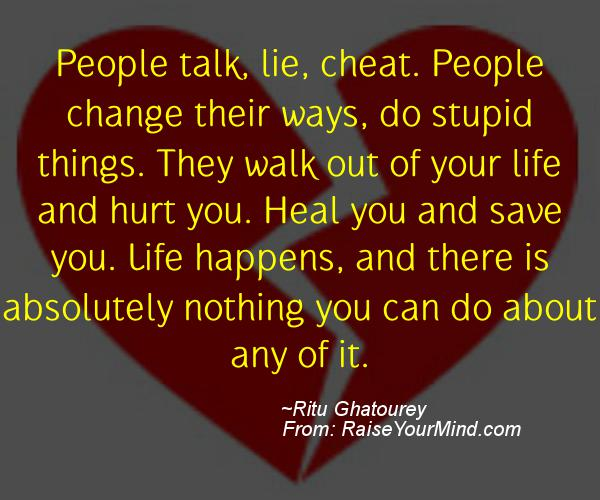 Cheating Verses Funny Quotes People Talk Lie Cheat