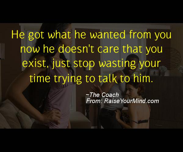 Cheating Verses & Funny Quotes | He got what he wanted from ...