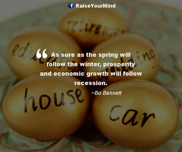 economic growth - Finance quote image